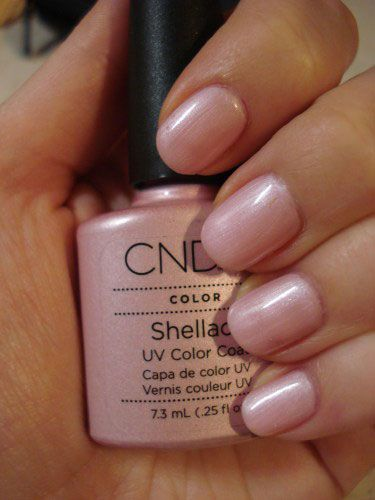 картинка CND Shellac Strawberry Smoothie 7,3 мл от магазина Hit-Nail.ru