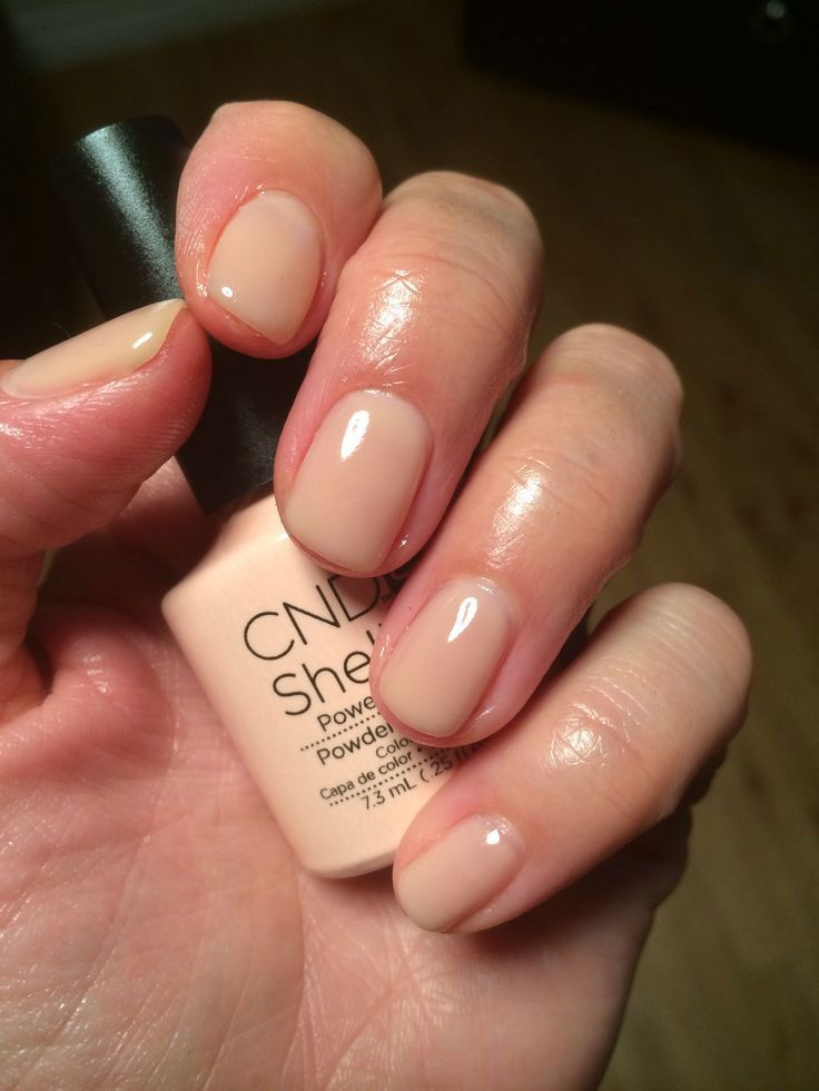 картинка CND Shellac Powder My Nose 7,3 мл от магазина Hit-Nail.ru