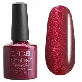 CND Shellac Red Baroness 7,3 мл