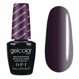 OPI GelColor H63 Vampsterdam 15 мл