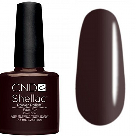 CND Shellac Faux Fur 7,3 мл