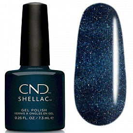CND Shellac Midnight Swim 7,3 мл