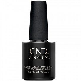Верхнее покрытие CND Vinylux Weekly Top Coat, 15 мл