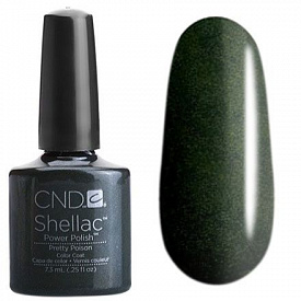 CND Shellac Pretty Poison 7,3 мл