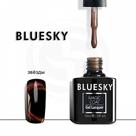 Bluesky Magic Coat 05 Звёзды