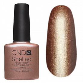 CND Shellac 40503 Iced Cappuccino 7,3 мл