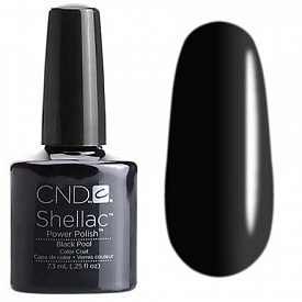 CND Shellac Black Pool 7,3 мл