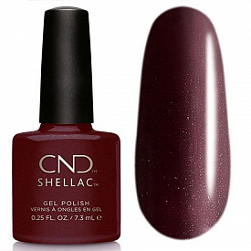CND Shellac Dark Lava 7,3 мл